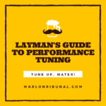 Layman's Guide to Performance tuning